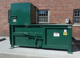 Stationary Compactor Unit